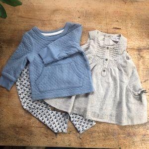 Other - 12 month Girl Baby Bundle - Zara